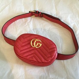 Belted Fanny Pack